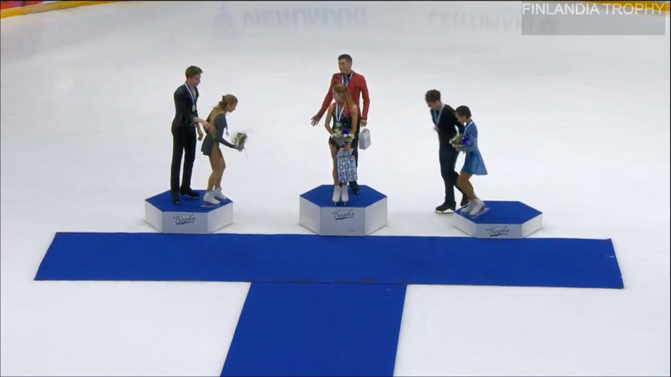 Challenger (6) - Finlandia Trophy. Oct 11 - 13, 2019. Espoo /FIN      - Страница 10 EGsnTJQU0AULtpf?format=jpg&name=large