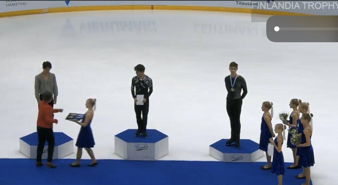 Challenger (6) - Finlandia Trophy. Oct 11 - 13, 2019. Espoo /FIN      - Страница 10 EGso2HdUcAAPAr8?format=jpg&name=medium