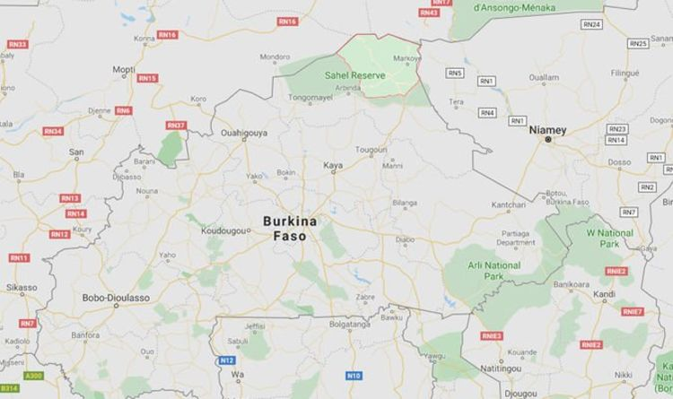 Burkina Faso attack: At least 16 people killed during attack on Mosque - Top Tweets Photo