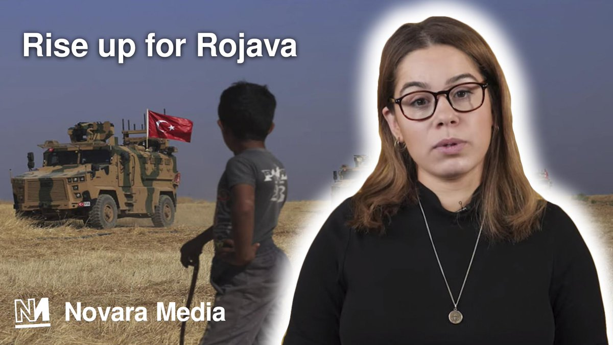 Today at 1pm people around the world will demonstrate in solidarity with the Kurdish people. In this video @elifxeyal outlines why people in the UK should care.