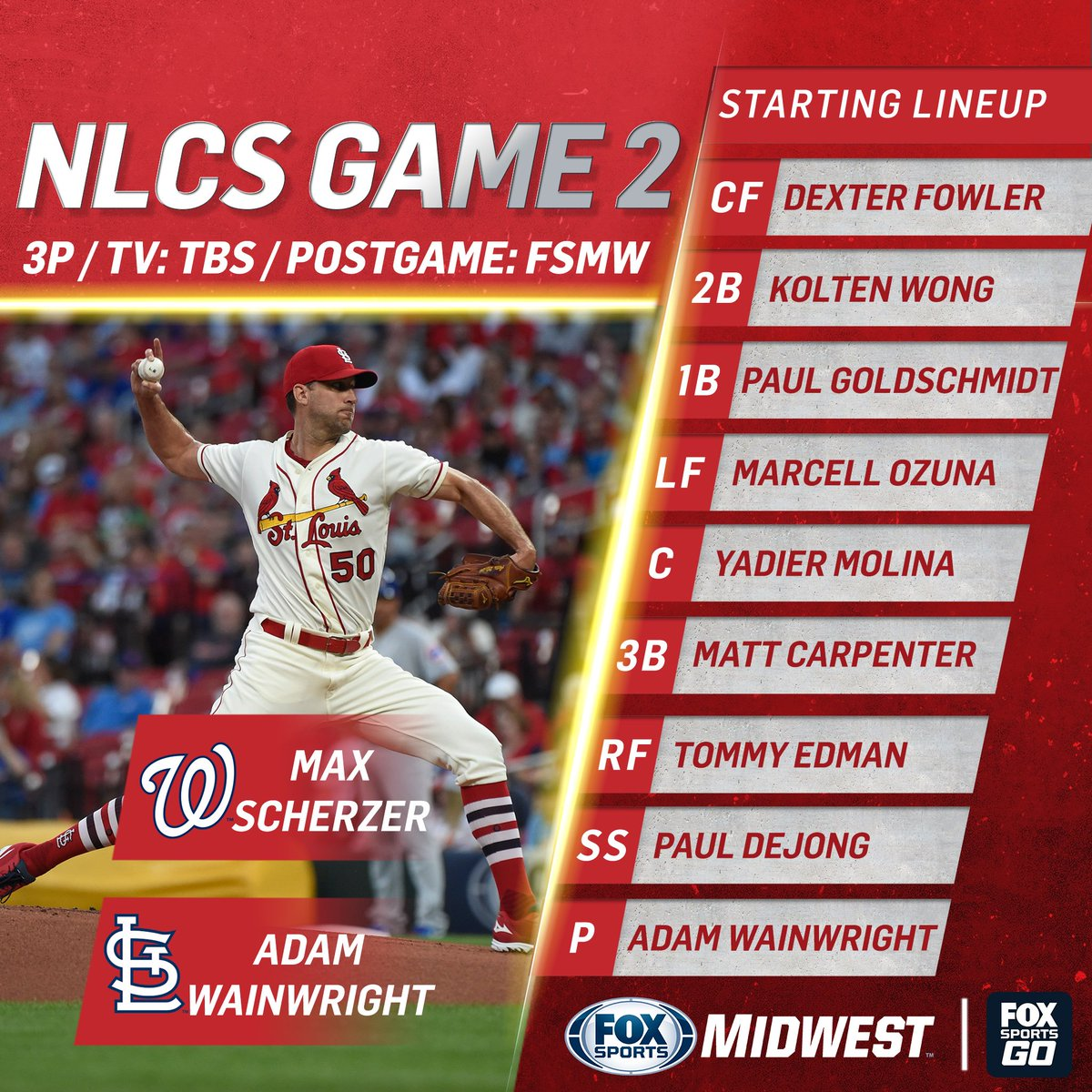 @FSMidwest's photo on Waino
