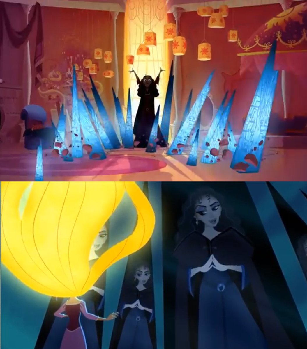 Rapunzel S Tangled Adventure On Twitter Zhan Tiri Is The Evil Sorcerer Or Sorceress Who Fought Lord Demanitus And Attached Corona Here Is A Helpful Link For You Https T Co 5fi4qgtdmq Https T Co F52uwht7ct