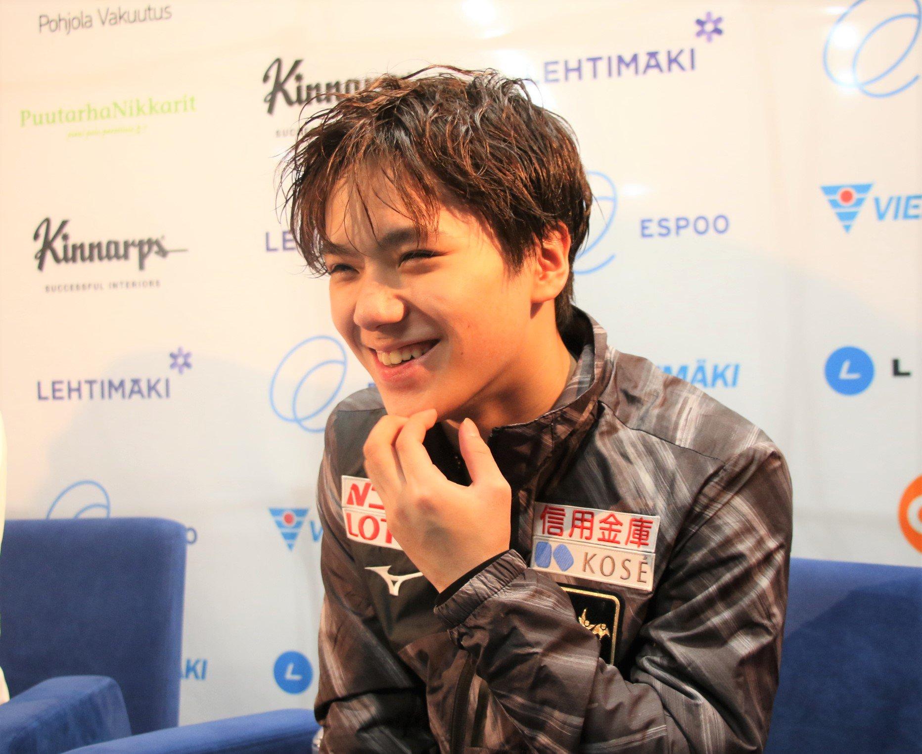 Challenger (6) - Finlandia Trophy. Oct 11 - 13, 2019. Espoo /FIN      - Страница 10 EGszZ8gWkAEAZx0?format=jpg&name=large