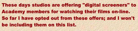 @smoochbelly haha, fortunately, ken rudolph (my data source for oscar screener dates) is steadfast in refusing all digital screener offers kenru.net/movies/2018-19…