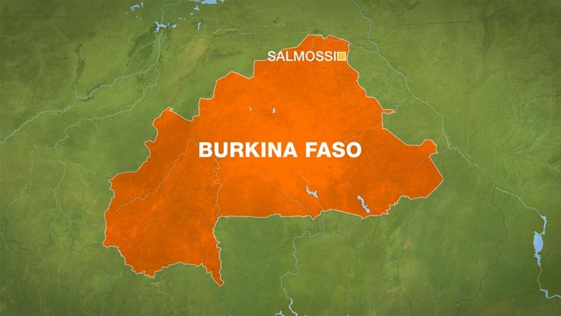 At least a dozen killed in Burkina Faso mosque attack - Top Tweets Photo
