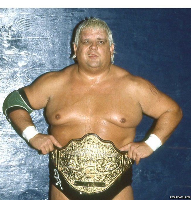 Happy Birthday Dusty Rhodes! RIP
