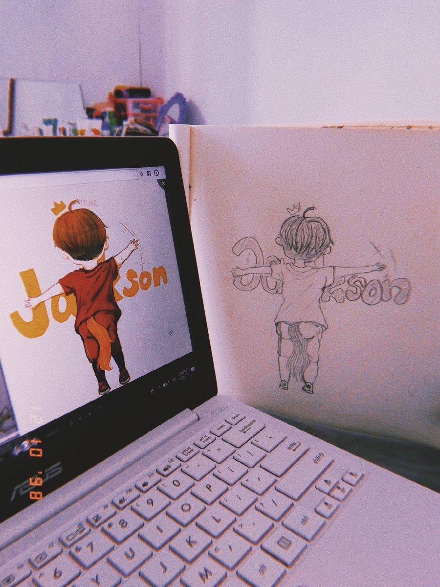 Love it?  @JacksonWang852 @GOT7Official #GOT7  #GOT7_KEEPSPINNING  #JacksonWang1stAlbum #bulletotheheart #GOT7inLondon #GOT7inBerlin<br>http://pic.twitter.com/jPu6jYWf1U