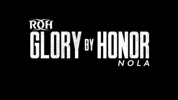 Watch ROH Glory By Honor 2019