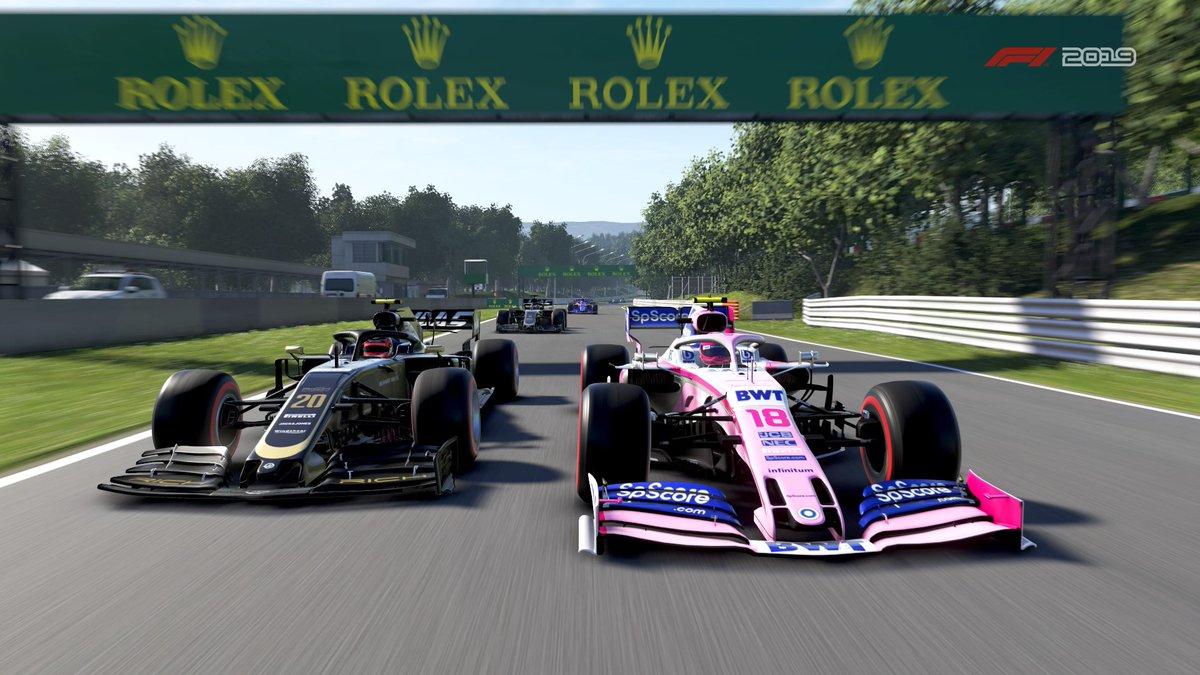 #F12019 #F1 #japaneseGP #Suzuka #F1Esports @AlbertFabrega @movistar_F1 @RacingPointF1 @eRacingPointF1 @lance_stroll @HaasF1Team @KevinMagnussen @ScuderiaFerrari @MercedesAMGF1 @LewisHamilton @McLarenF1 @McLarenShadow @Carlossainz55 @RenaultF1Team @danielricciardo @suzuka_event