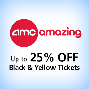 Enjoy more Blockbuster flicks with up to 25% off Black and Yellow tickets from AMC Theatres through our new FREE Alumni Perks program!  Visit  to register and start saving today! . . #SIUEalumni #AlumniPerks #LetsGoToTheMovies