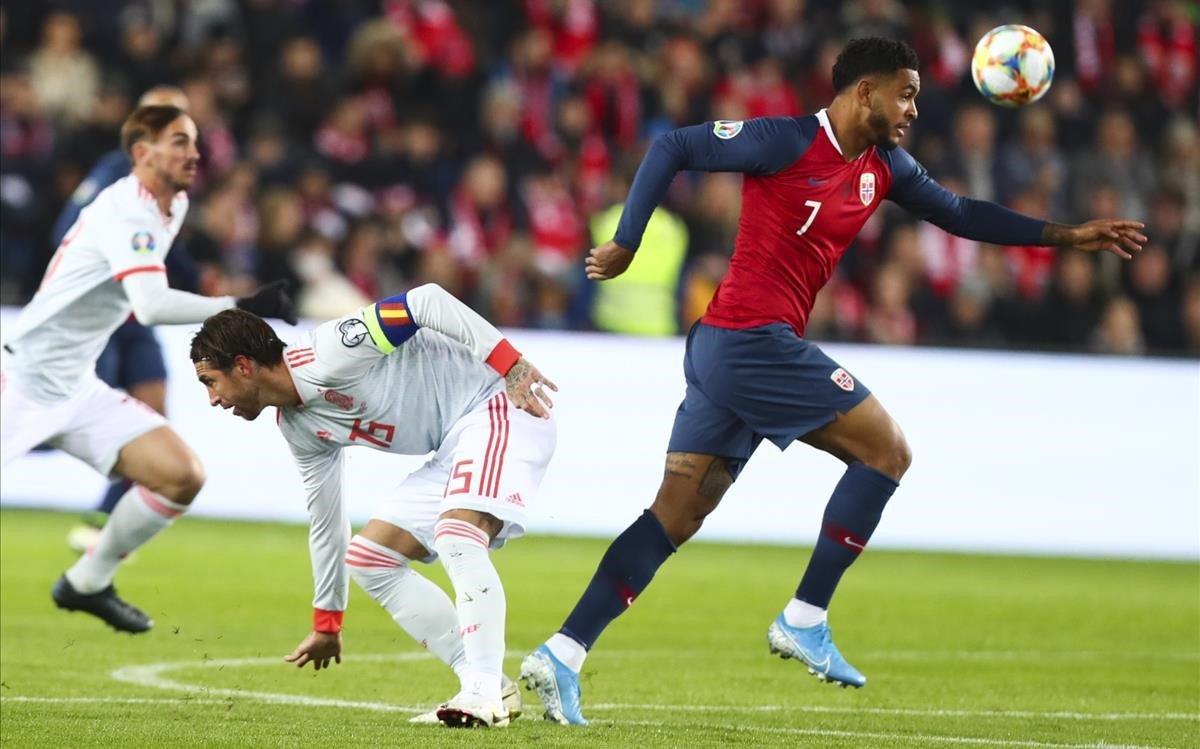اسبانيا تفشل في تحقيق الفوز على النرويج بعد تلقي هدفًا في الوقت القاتل
