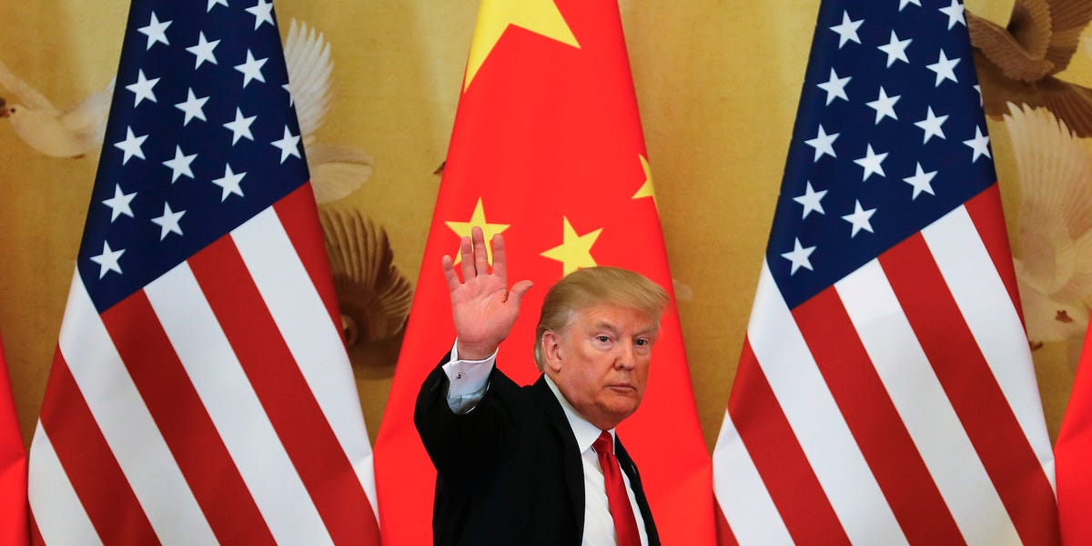 Trump claims trade win with China, but real deal still far off - Top Tweets Photo