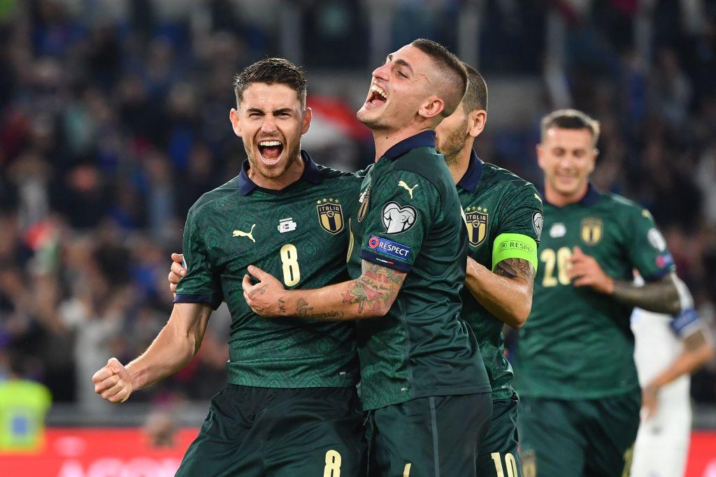 Video: Italy vs Greece Highlights