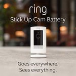 Image for the Tweet beginning: All-new Ring Stick Up Cam