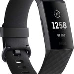 Image for the Tweet beginning: Fitbit Charge 3 Graphite/Black