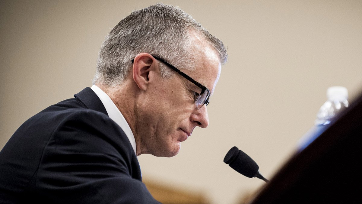 McCabe Says Steele Told FBI He 'Could Not Vouch' for Dossier Material  https://hannity.com/media-room/i-cant-vouch-for-this-mccabe-says-steele-told-fbi-he-could-not-vouch-for-dossier-material/  …