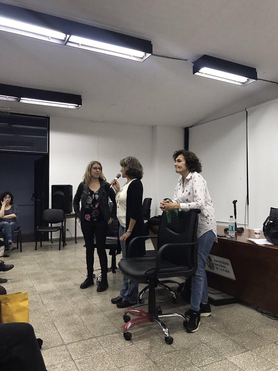 Desafios feministas para un mundo en transición: políticas de lo común y políticas de género en la Universidad pública. @MEugeniaRPalop y @VFranganillo
