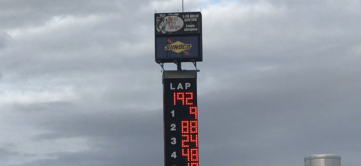 Replying to @TeamHendrick: A pretty good-looking leaderboard after today's qualifying session! 👊