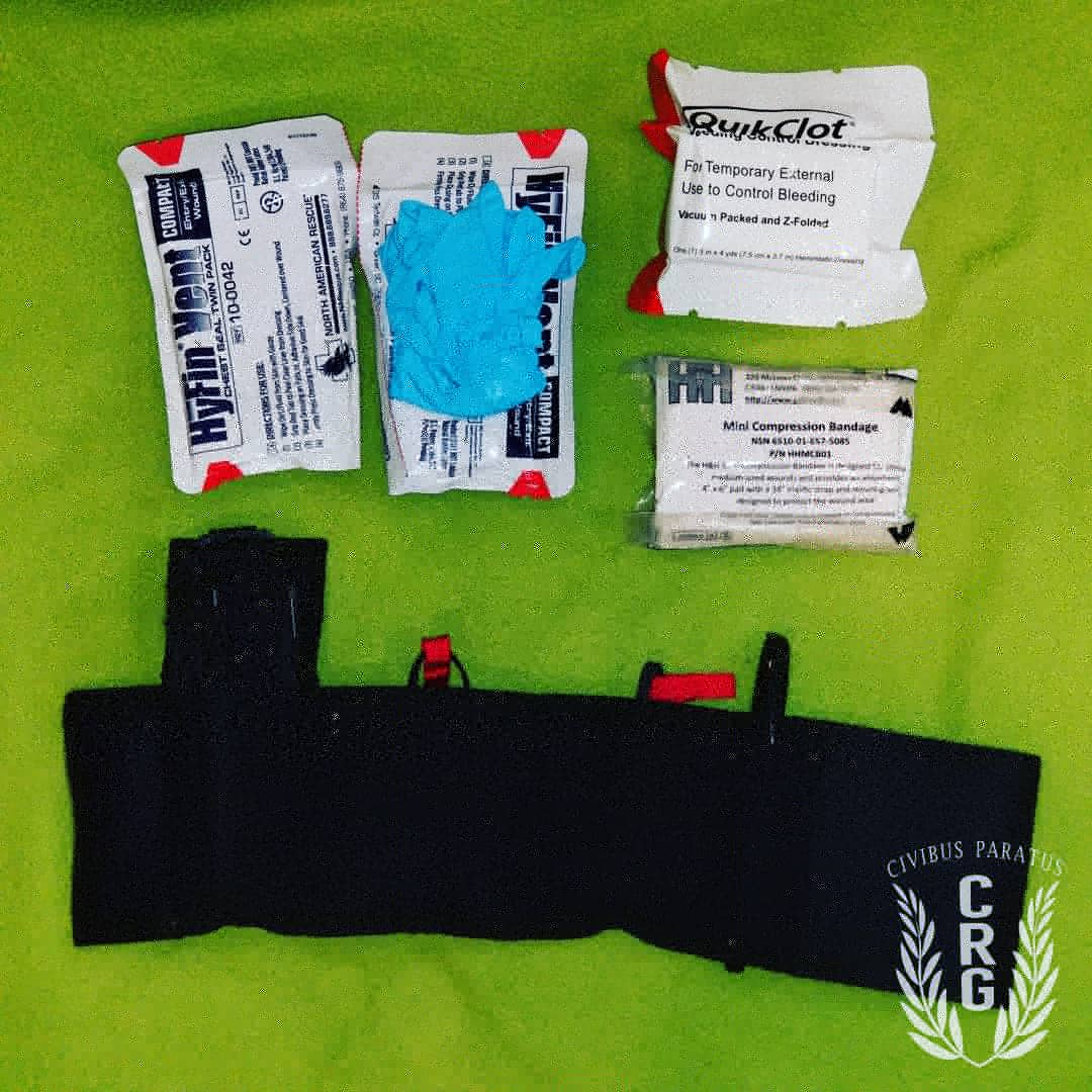 Dark Angle Ankle First Aid Kit  #TrainPrepareAct #firstcareprovider #medicalsupplies #medical #FCP #TECC #TCCC #tourniquet #ifak #everydaycarry #edc #MARCH #civilianmedical #citizenheroes #firstcare #firstaid #firstresponders #tactical #tacticool