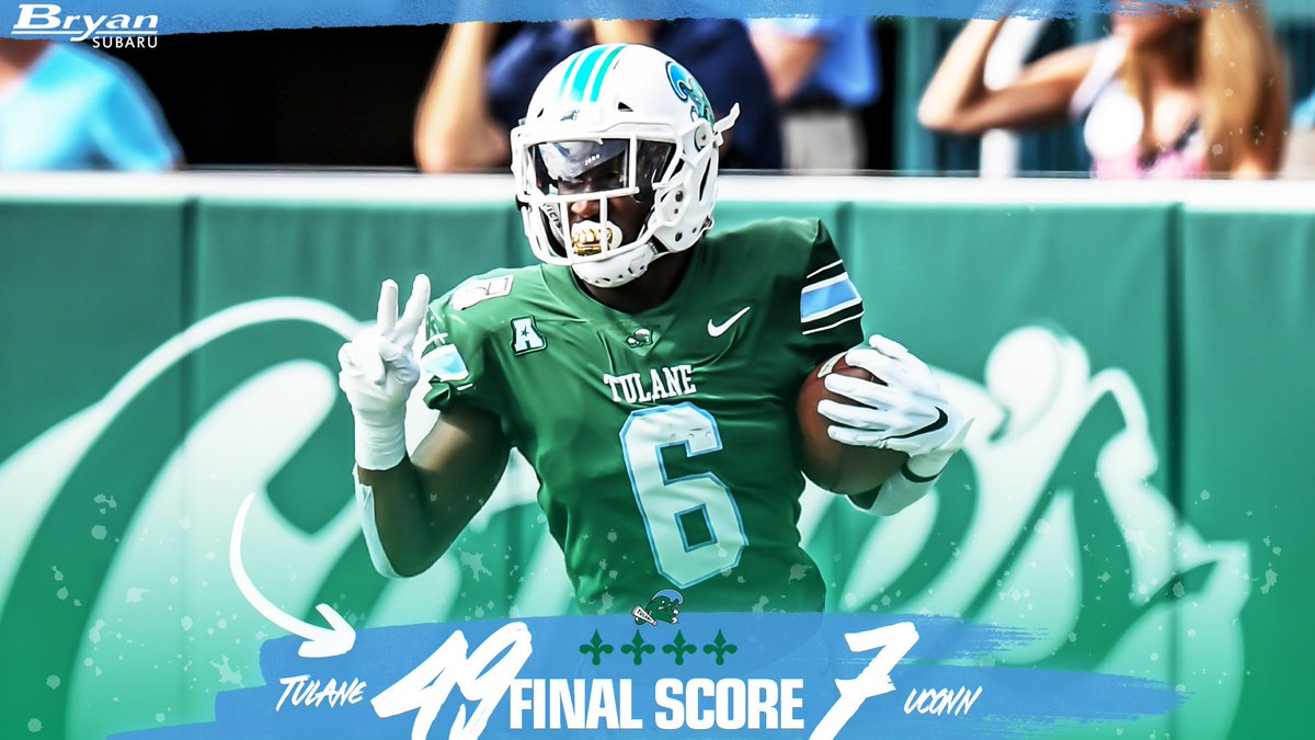See y'all next week at Memphis!  #RollWave<br>http://pic.twitter.com/QTV0UTsc4s