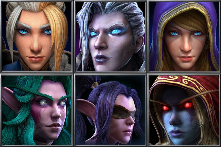 Naeri X 나에리 On Twitter Warcraft Iii Reforged Icon In