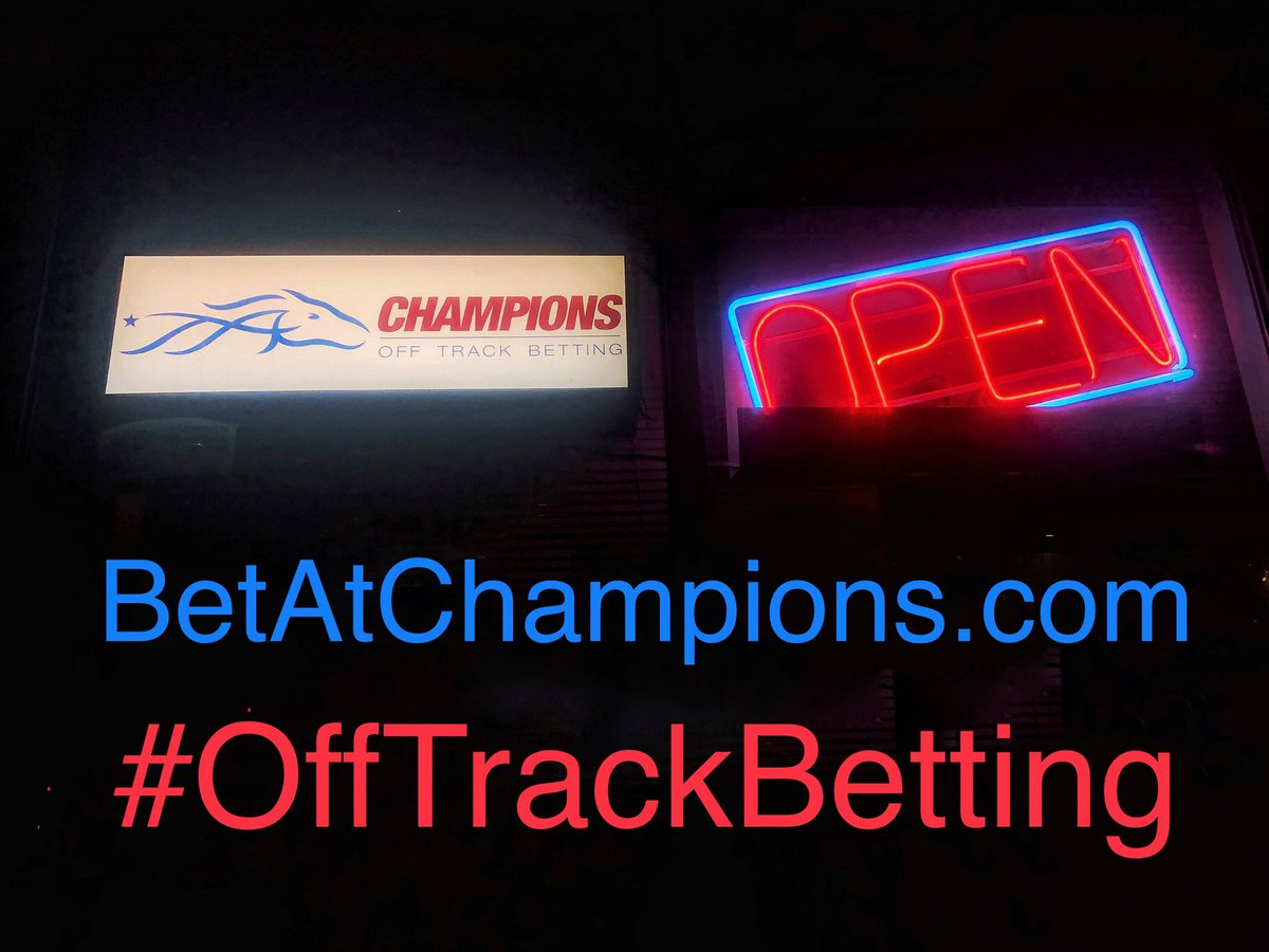 Champions off track betting ontario cyborg rousey betting odds