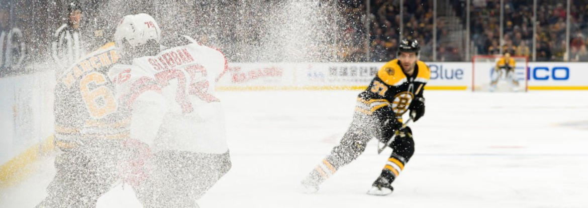 A reminder that Brad Marchand and Patrice Bergeron make penalty-killing more fun than it should be dlvr.it/RG4y3T