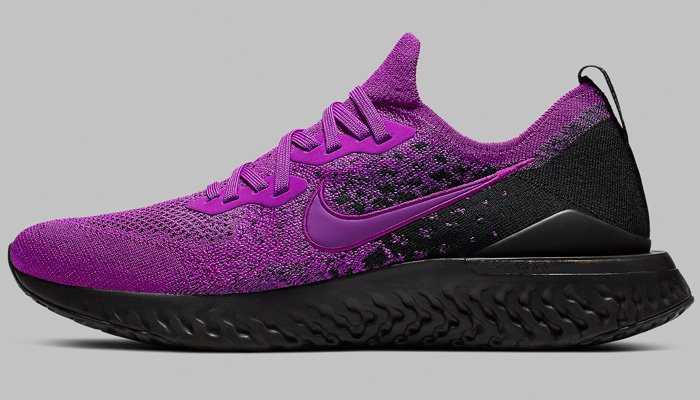 Select colorways for the Nike Epic React Flyknit 2 are 35% OFF retail for a limited time at $95.99 + FREE shipping! #promotion BUY HERE -> bit.ly/2G3ONdD (deal price AUTOMATIC in cart)