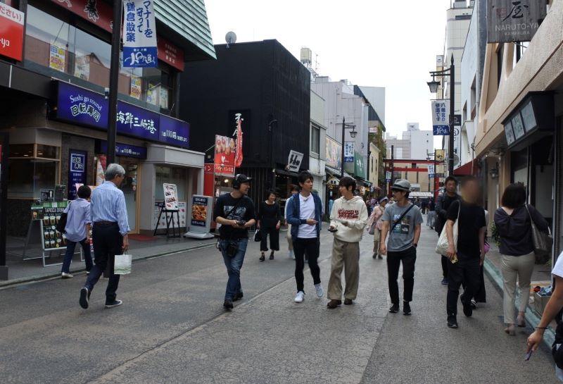 本日の放送は…梶さん・KENNさん、2人で鎌倉を歩きながら楽しくドラクエウォークです!  #kaji1134 #agqr