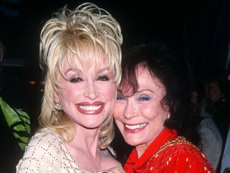 Congrats to my dear friend, @DollyParton , for celebrating 50 years as a member of the Grand Ole @Opry. She's my mountain sister. I love her music and I will always love her. #DollyOpry50