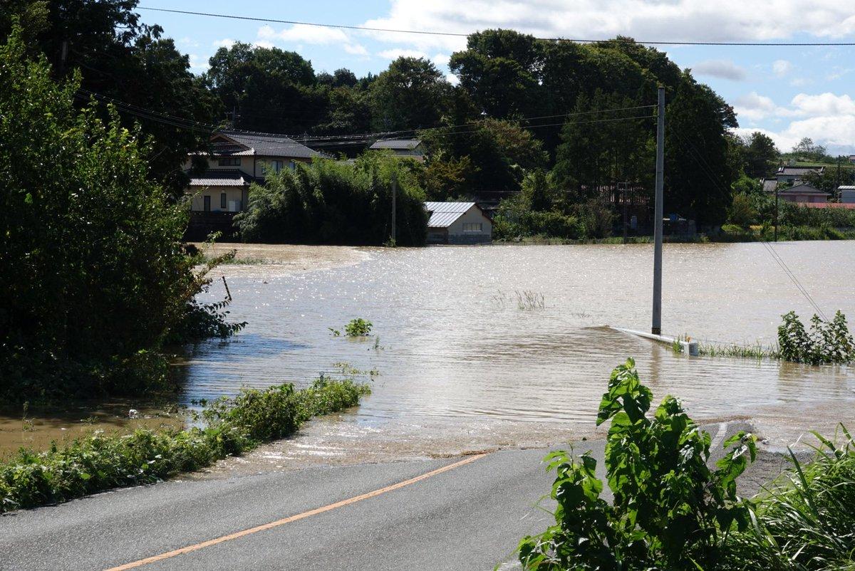 郡山 市 阿武隈 川 氾濫