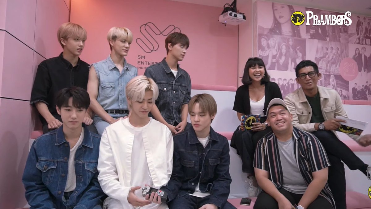 191011 NCT DREAM Interview with Prambors Radio Indonesia youtu.be/qrX_P1lnk2E @NCTsmtown @NCTsmtown_DREAM