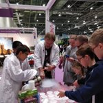 Image for the Tweet beginning: Watch @elss_freeschool Pupils making Liquid
