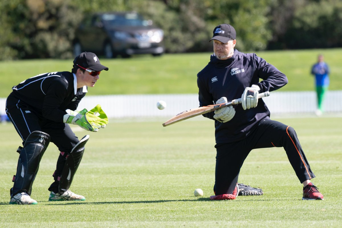 NZ U19s complete learning curve series against impressive Bangladesh as coach Paul Wiseman plots road to @ICC U19 World Cup | on.nzc.nz/2Ma6njs #cricketnation