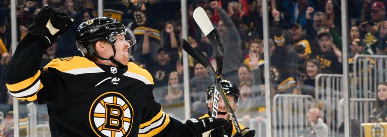 Joakim Nordstrom's snipe, Bruins' 4-1-0 record can't hide lack of secondary scoring dlvr.it/RG4z8M