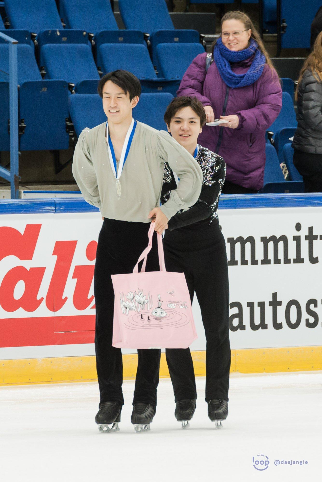 Challenger (6) - Finlandia Trophy. Oct 11 - 13, 2019. Espoo /FIN      - Страница 10 EGvZP5jWkAA_BOy?format=jpg&name=large