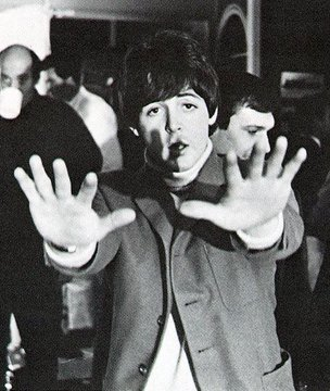 Paul McCartney - The #Beatles via @Paullove2014