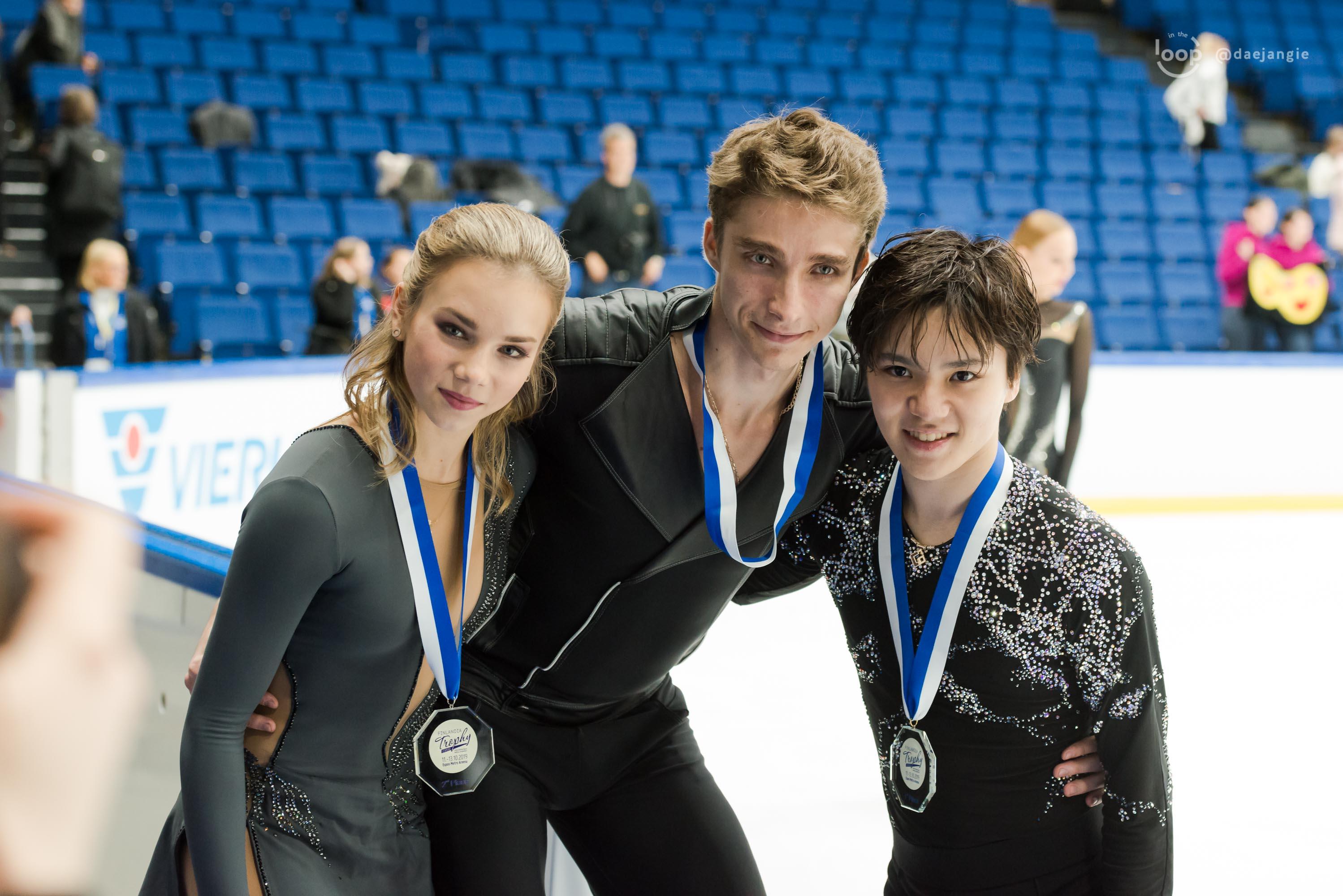 Challenger (6) - Finlandia Trophy. Oct 11 - 13, 2019. Espoo /FIN      - Страница 10 EGvaWkMW4AAcBA_?format=jpg&name=4096x4096