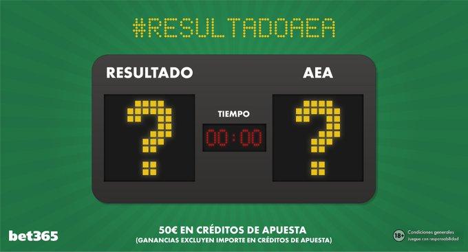 #ResultadoAEA Foto