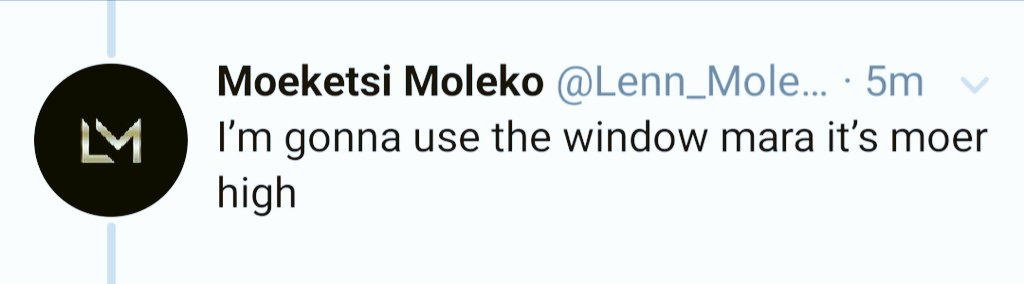 No worries though, cause our Mabena always knows when to aim high right?<br>http://pic.twitter.com/sem7Tojjfm