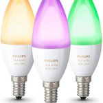 Image for the Tweet beginning: Philips Hue White and Colour