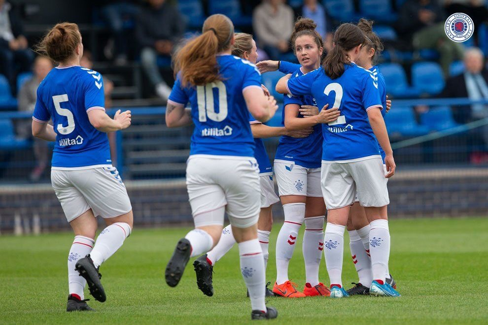 🏆@RangersWFC are in Scottish Cup semi-final action today!🆚 Glasgow City🏟️ Forthbank Stadium, Stirling, FK7 7UJ🏆 SSE Scottish Women's Cup⏰ 12:00🎟️ £5 | Concessions £2 | Under-12's 🆓