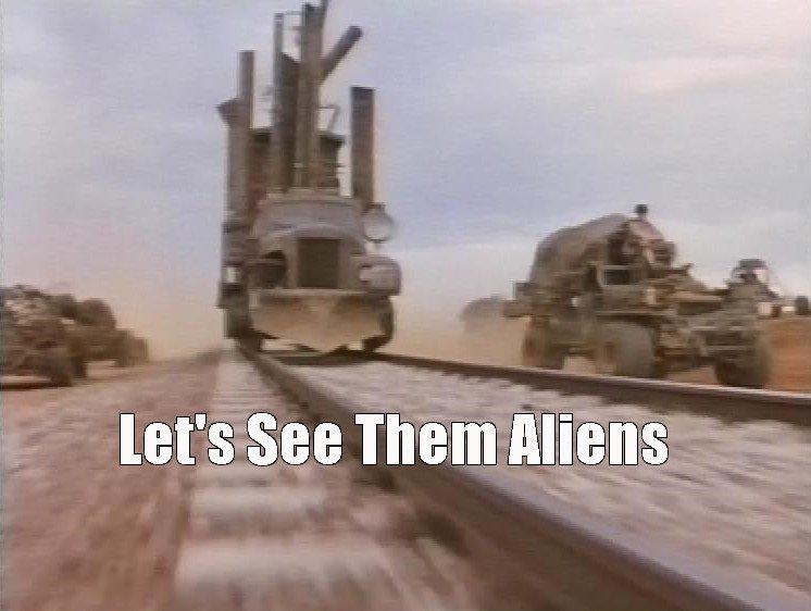 So where's them aliens? #Area51storm #area51raid<br>http://pic.twitter.com/9l9Oza19qr