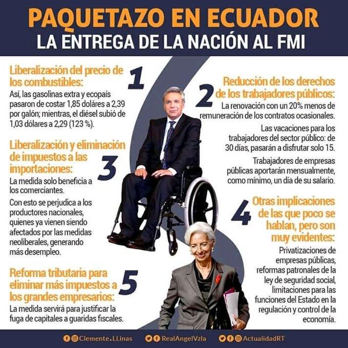 #FueraLeninFuera Foto