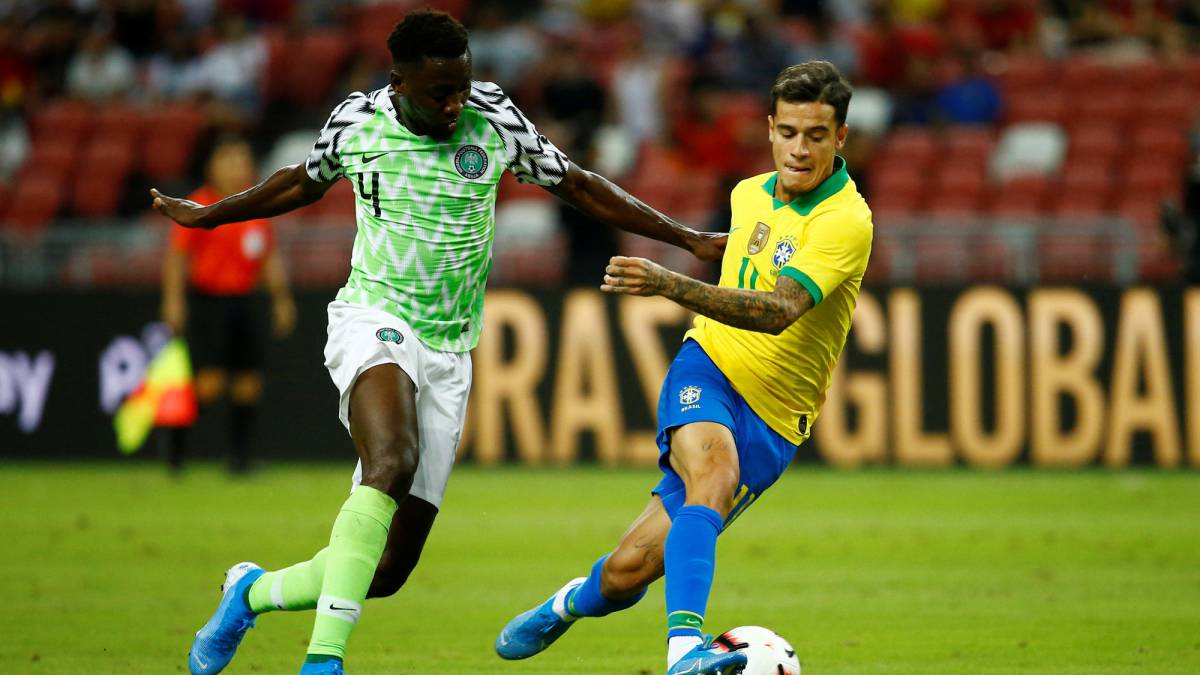 Video: Brazil vs Nigeria Highlights