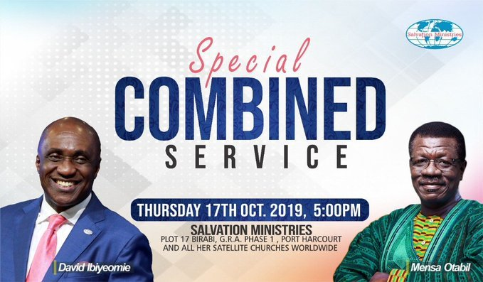 RT smhosglobal: Thank you for being part of our services today. We know that you have been blessed. Join us again on Thursday 17th October 2019, for another awesome time with God. #SMHOS