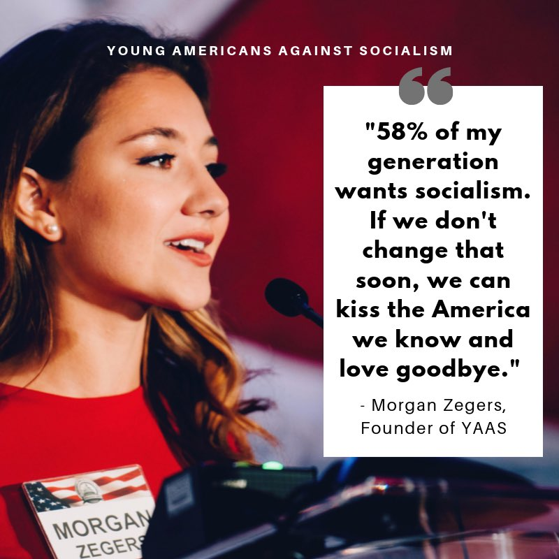 We need to drastically change the way young Americans view socialism before it's too late.