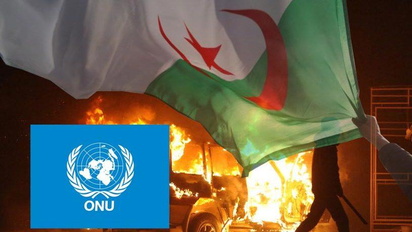 L'#Onu classe les supporters #Algériens comme espèce menaçante#Algerie #CAN2019 #ChampsElysées #CIVALG #Montpellierhttps://wp.me/paIQ9h-Wo