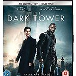 Image for the Tweet beginning: The Dark Tower 4K +