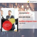Image for the Tweet beginning: #alumniportalliest Das Buch der Woche: